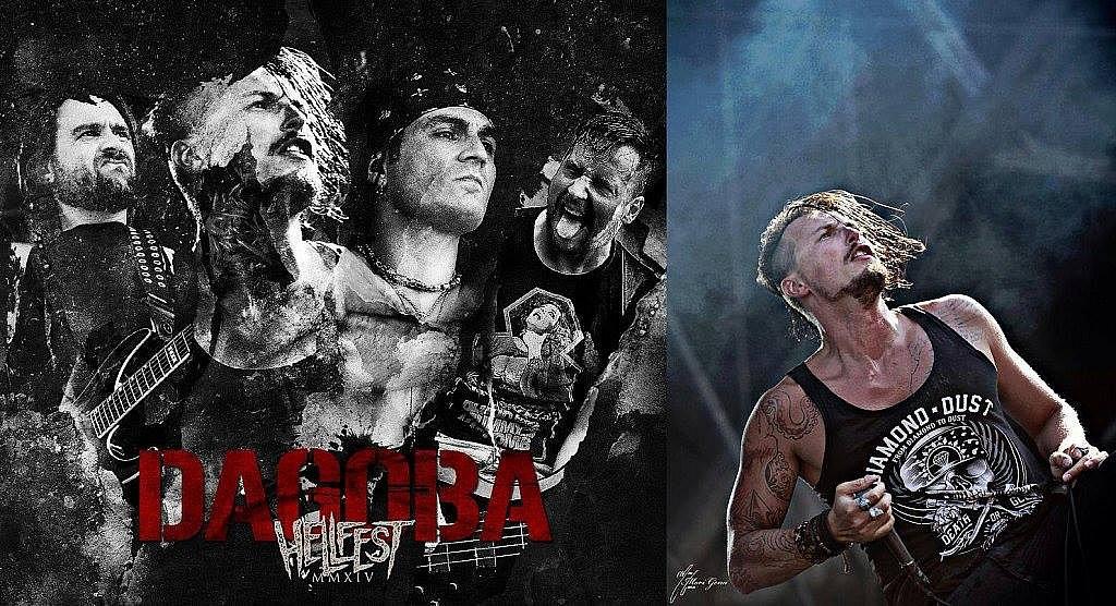 Dagoba DVD Live Hellfest 2014